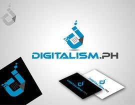 #98 for Design a logo for digitalism.ph by texture605