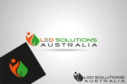 #12 for Update a Logo for LED Solutions Australia by Don67
