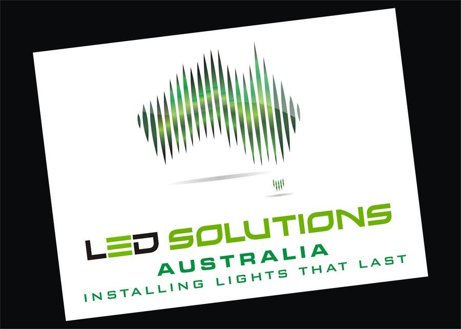 #39 for Update a Logo for LED Solutions Australia by shobbypillai