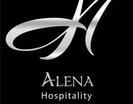 #35 for Design a Logo for Alena Hospitality. af judithsongavker