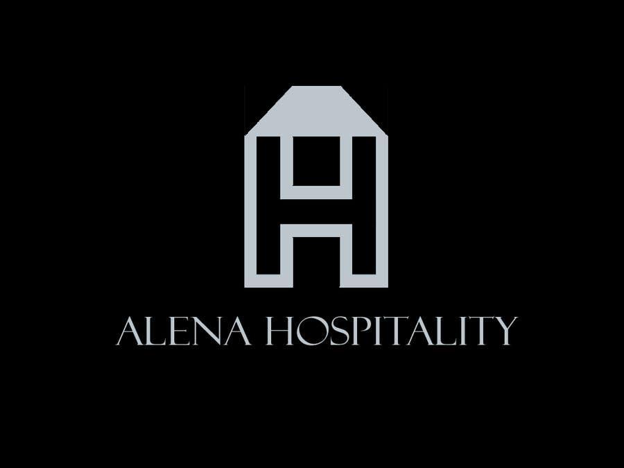 Bài tham dự cuộc thi #                                        51                                      cho                                         Design a Logo for Alena Hospitality.