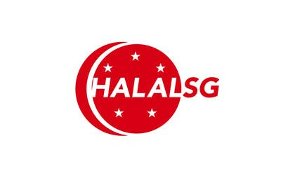 #104 for Design a Logo for HALAL SG.COM af ammari1230