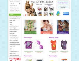 nº 21 pour Custom Oscommerce Template - Jubilane Website Design par dragnoir
