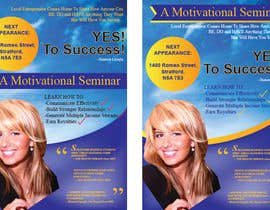 #20 cho Design a Flyer for a motivational seminar/workshop bởi GreenworksInc