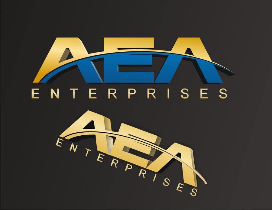 Penyertaan Peraduan #15 untuk Design a Logo for AEA Enterprises