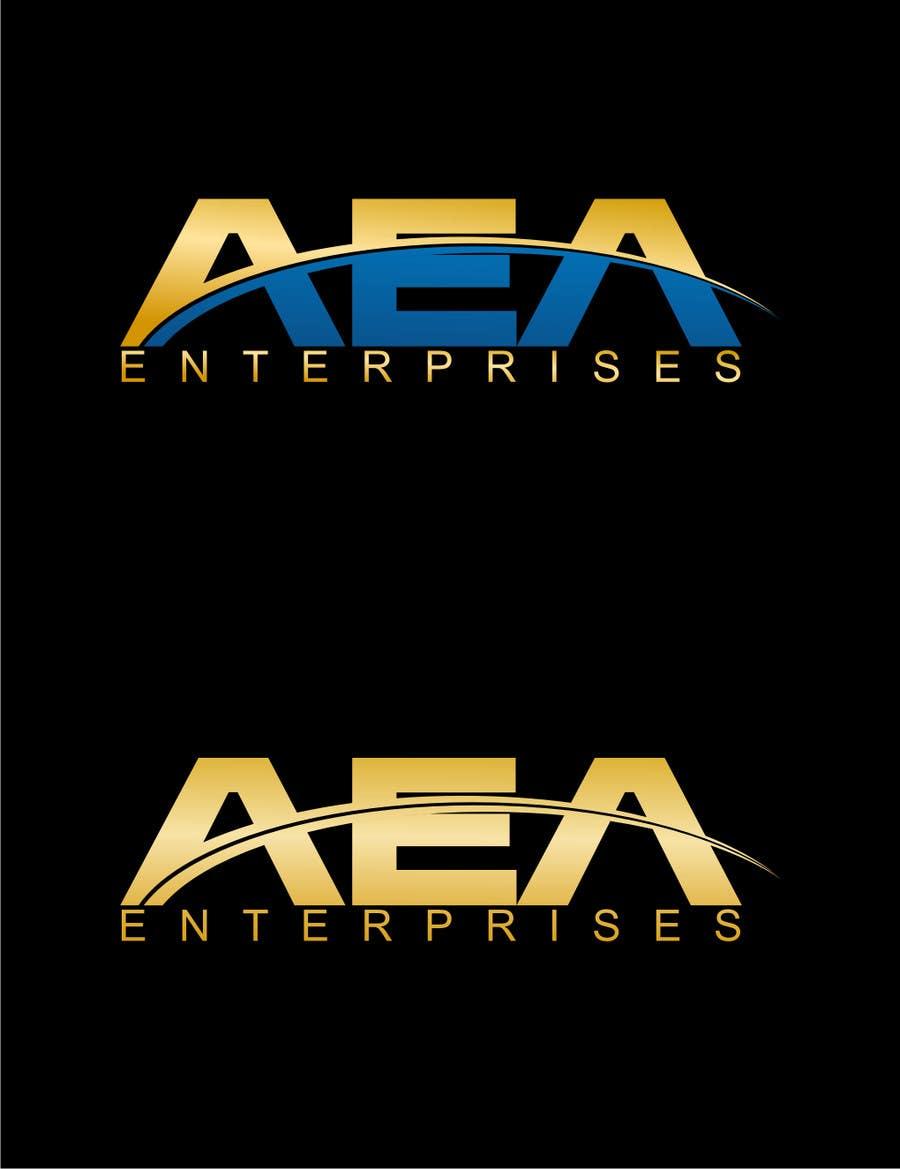 Bài tham dự cuộc thi #                                        17                                      cho                                         Design a Logo for AEA Enterprises