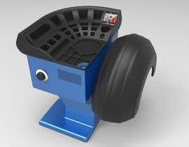 #22 for To design a cover for wheel balancer. by mouathel