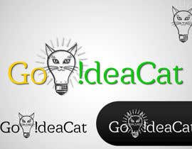 nº 33 pour Design a Logo for Go IdeaCat par SeelaHareesh