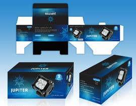 #5 untuk Jupiter Display Box design oleh vieghie