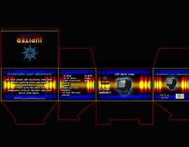 #11 untuk Jupiter Display Box design oleh sasha130888