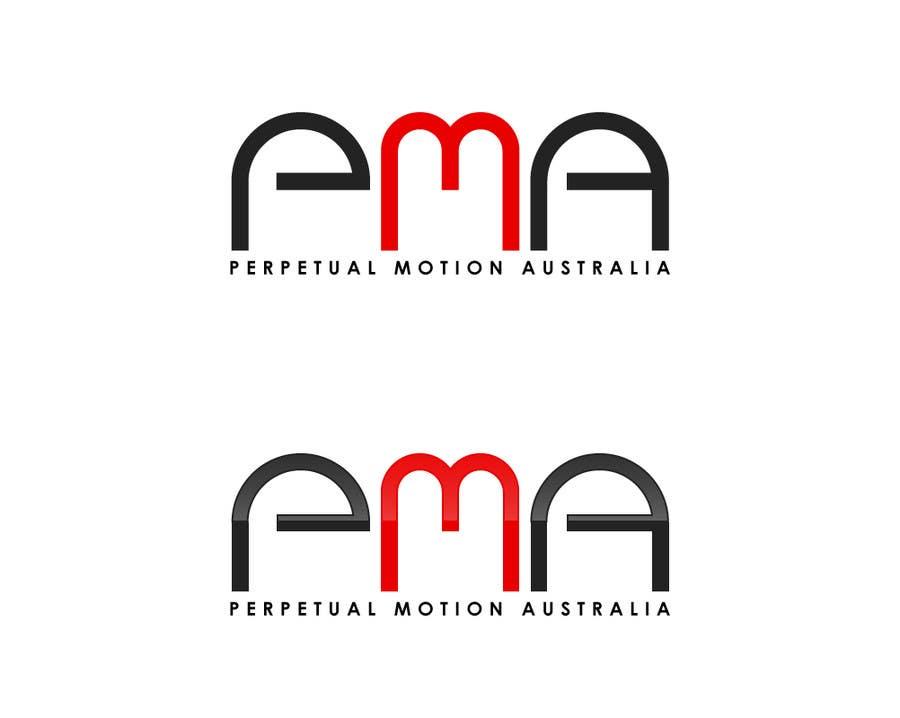 Bài tham dự cuộc thi #                                        48                                      cho                                         Design a Logo for Perpetual Motion Australia