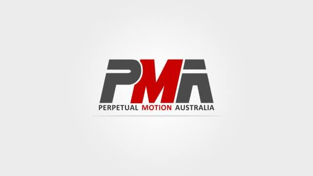 Bài tham dự cuộc thi #                                        35                                      cho                                         Design a Logo for Perpetual Motion Australia