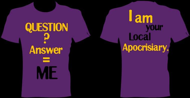 Penyertaan Peraduan #                                        47                                      untuk                                         T-shirt Design for SpiderInk
