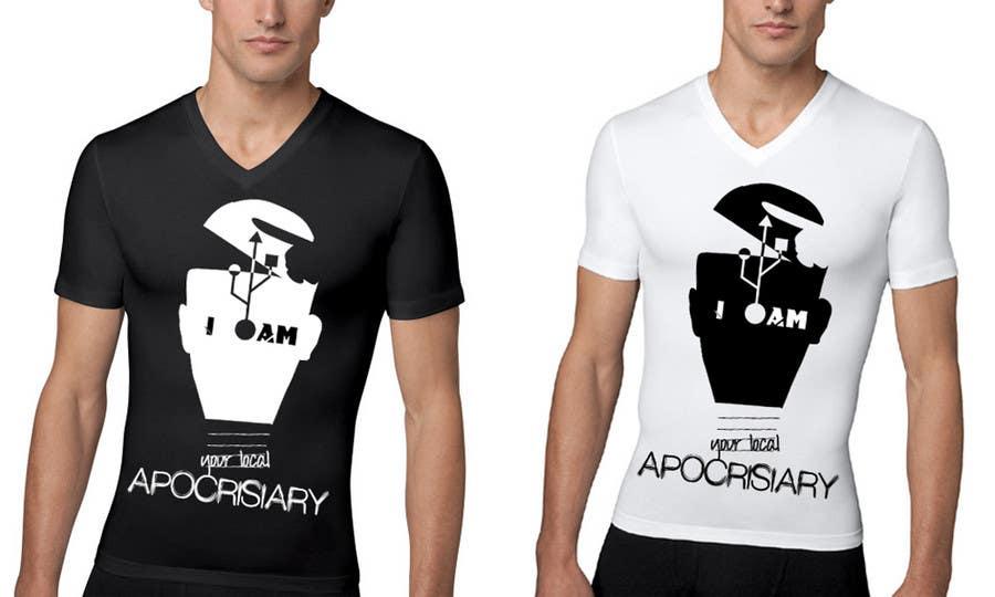 Penyertaan Peraduan #                                        14                                      untuk                                         T-shirt Design for SpiderInk