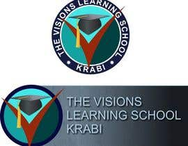 #19 for Design a Logo for our school ( The Visions Learning School) af aalin14