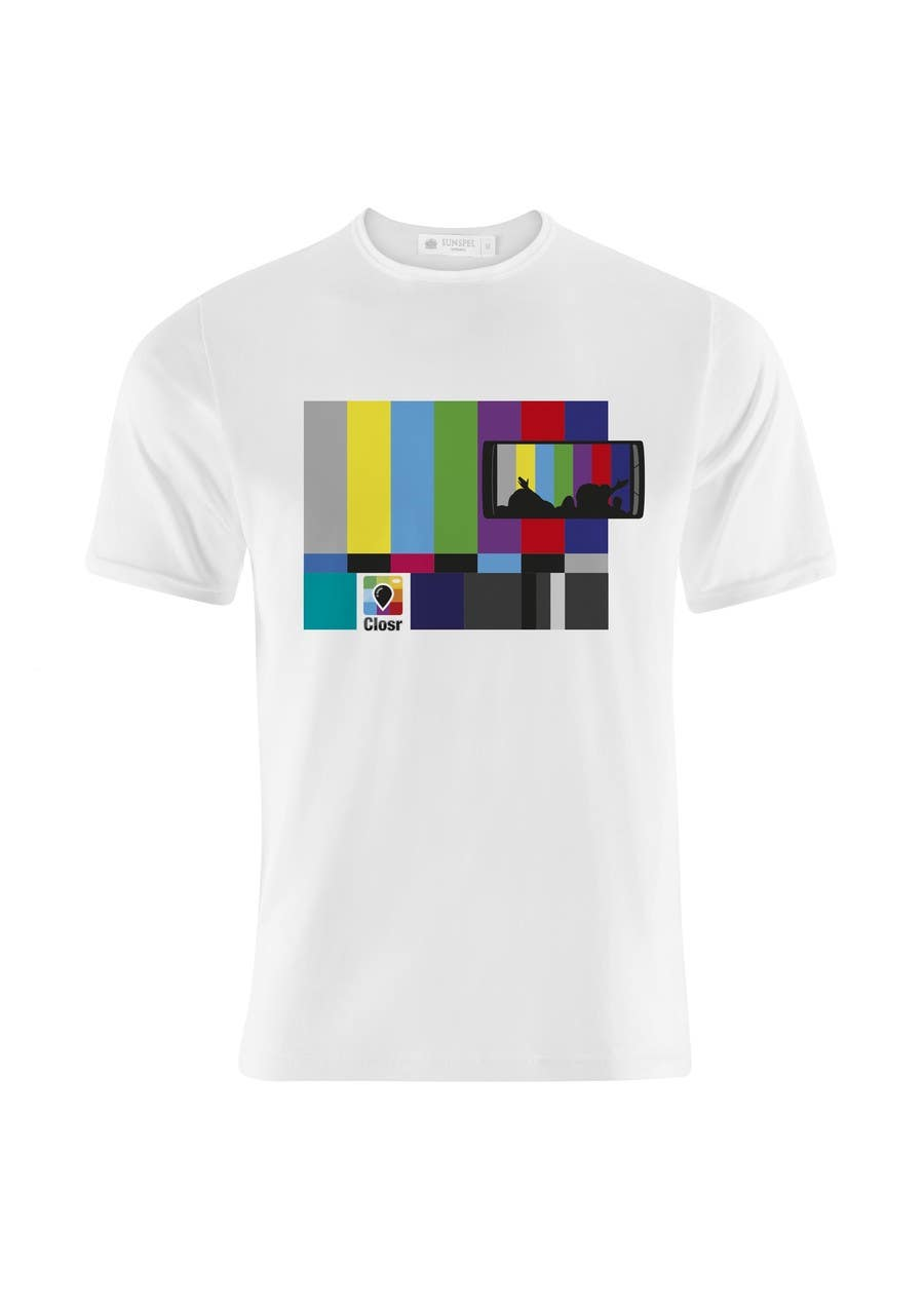 #3 for Design a T-Shirt for a photography social network. by maximo20858