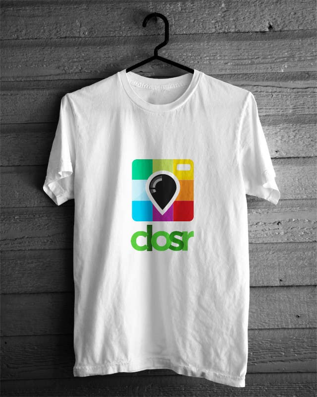 #31 untuk Design a T-Shirt for a photography social network. oleh eurio