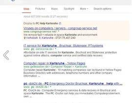 nº 1 pour SEO Expert for push our site to www.Google.DE on Page 1 - white hat only! par evancho
