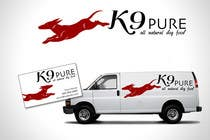 Graphic Design Contest Entry #57 for Graphic Design / Logo design for K9 Pure, a healthy alternative to store bought dog food.
