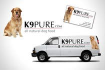 Graphic Design Contest Entry #77 for Graphic Design / Logo design for K9 Pure, a healthy alternative to store bought dog food.