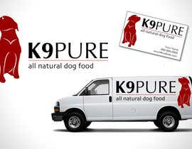 Nro 59 kilpailuun Graphic Design / Logo design for K9 Pure, a healthy alternative to store bought dog food. käyttäjältä jw92189
