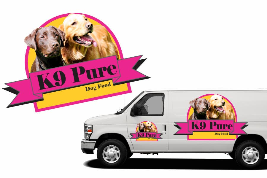 Contest Entry #                                        76                                      for                                         Graphic Design / Logo design for K9 Pure, a healthy alternative to store bought dog food.