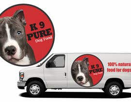 #79 cho Graphic Design / Logo design for K9 Pure, a healthy alternative to store bought dog food. bởi ampitor