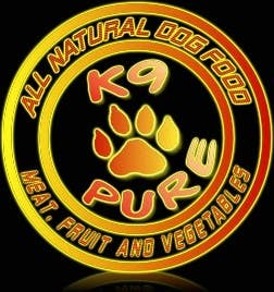 Contest Entry #                                        113                                      for                                         Graphic Design / Logo design for K9 Pure, a healthy alternative to store bought dog food.
