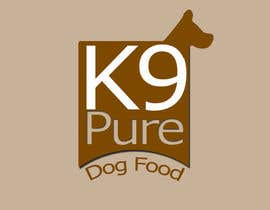 #24 untuk Graphic Design / Logo design for K9 Pure, a healthy alternative to store bought dog food. oleh Heliconia