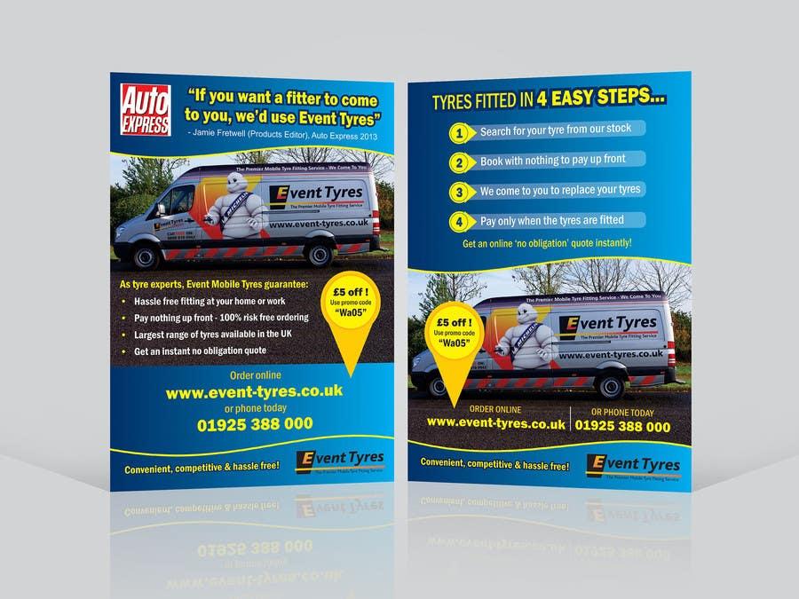 Inscrição nº                                         7                                      do Concurso para                                         Design a Print Quality Flyer for UK Direct Residential Marketing