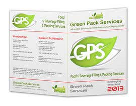 #5 for Design a Brochure for Green Pack Services by nad300882