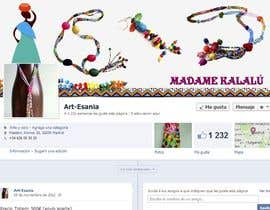 #15 para Create facebook page template for my facebook page por Osirisc