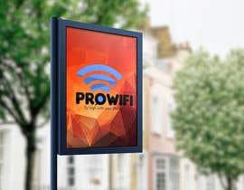 #147 untuk Logo for new WiFi product oleh lbdesignstudio