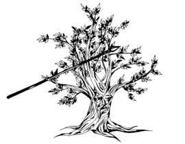 nº 12 pour Draw an Ash Tree with character par andradanicola