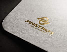 #96 for Pinstripe Contractor Services - Design a Logo by rana60