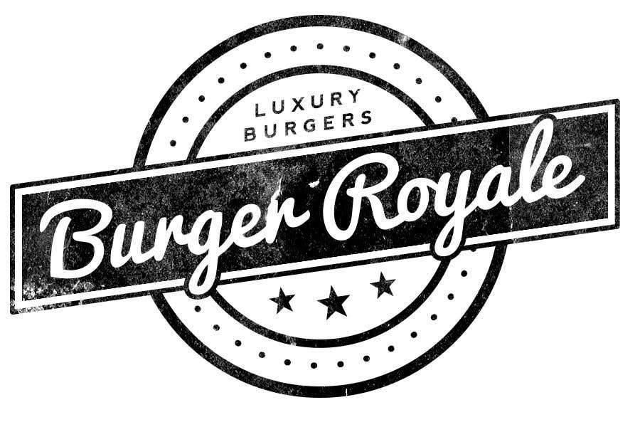 Inscrição nº 6 do Concurso para Design a Logo for Luxury Modern Burger Bar
