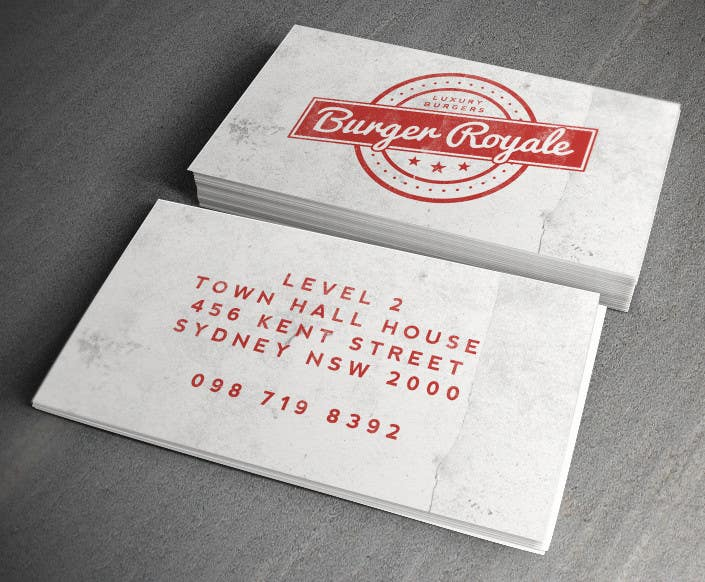 Kilpailutyö #50 kilpailussa Design a Logo for Luxury Modern Burger Bar