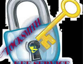 #2 for I need a Locksmith & Kee Service Logo by horiax