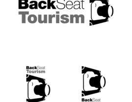 "HallidayBooks tarafından Design a Logo for ""Back Seat Tourism"" **Updated için no 87"