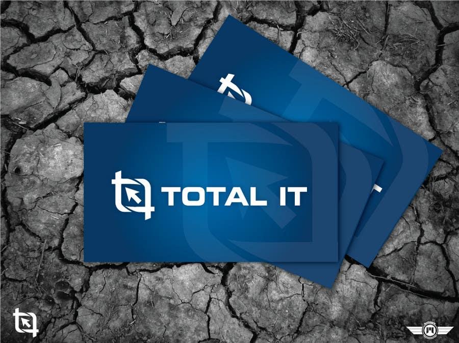 Participación en el concurso Nro.99 para Logo Design for Total IT Ltd