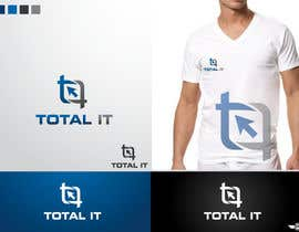 nº 157 pour Logo Design for Total IT Ltd par MaxDesigner