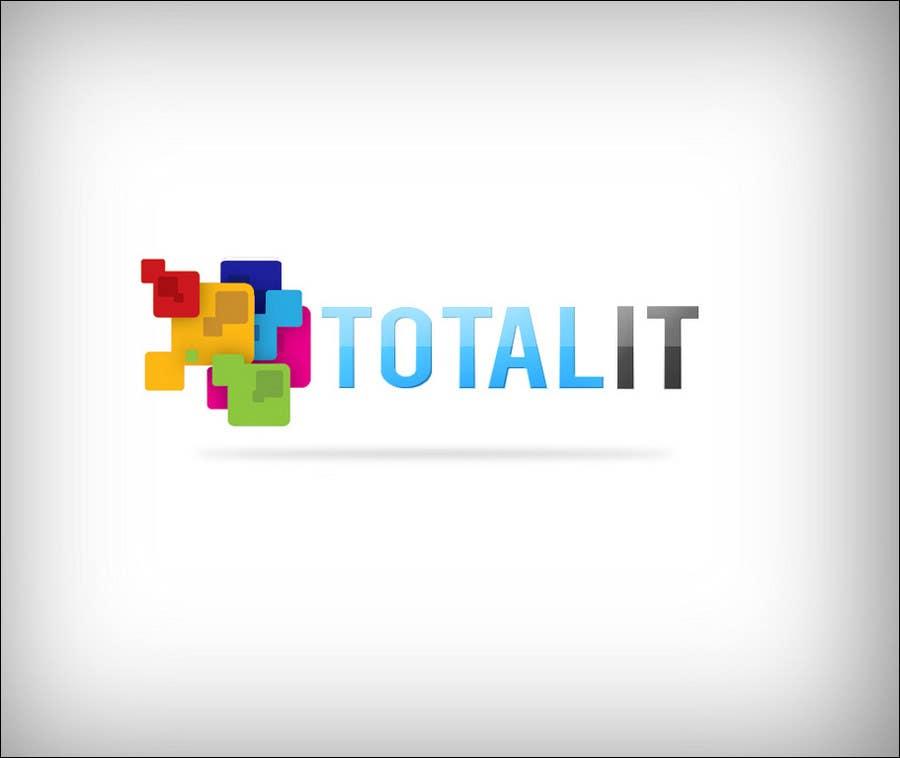 Konkurrenceindlæg #                                        263                                      for                                         Logo Design for Total IT Ltd