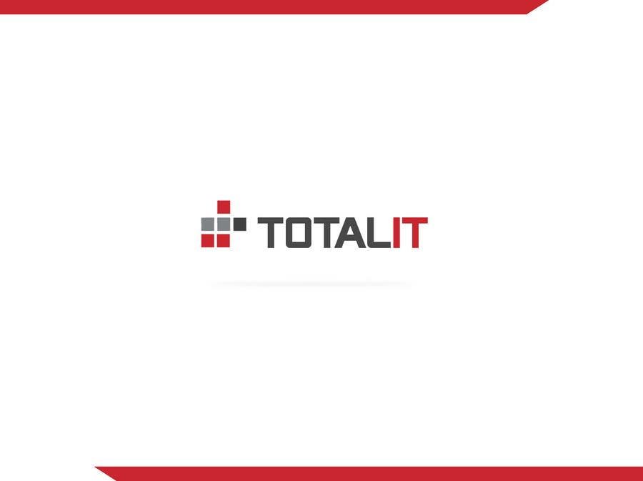 Konkurrenceindlæg #                                        823                                      for                                         Logo Design for Total IT Ltd