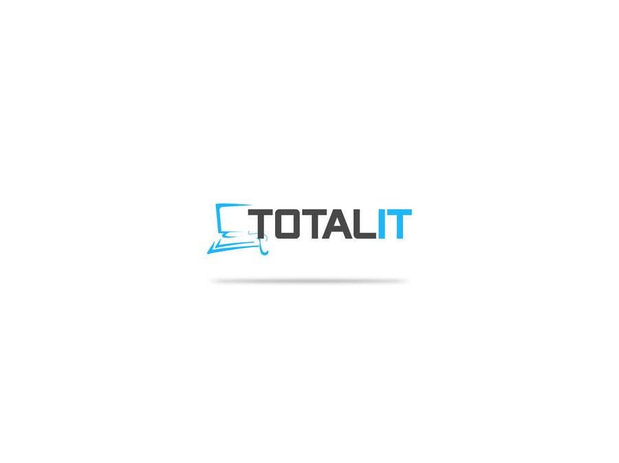 Konkurrenceindlæg #                                        824                                      for                                         Logo Design for Total IT Ltd