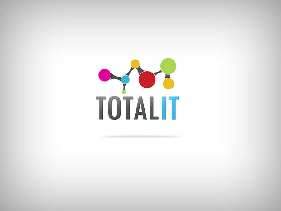 Konkurrenceindlæg #                                        280                                      for                                         Logo Design for Total IT Ltd