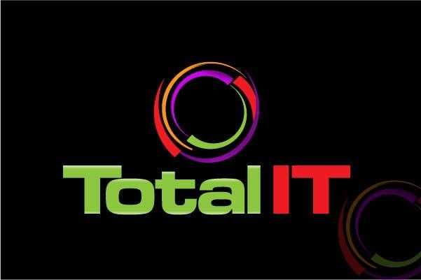 Contest Entry #126 for Logo Design for Total IT Ltd