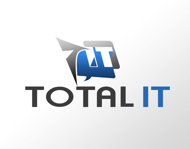 Konkurrenceindlæg #                                        813                                      for                                         Logo Design for Total IT Ltd