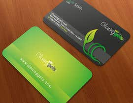 #6 para Design a Business Card for CloningGels[dot]com por midget