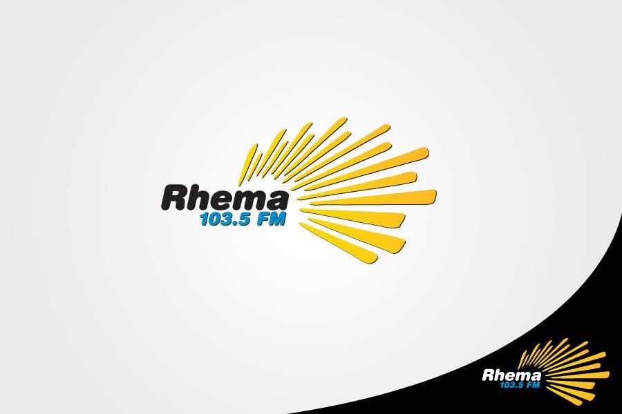 Contest Entry #136 for Logo Design for Rhema FM 103.5