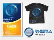 Graphic Design Inscrição do Concurso Nº346 para Logo Design for Rhema FM 103.5